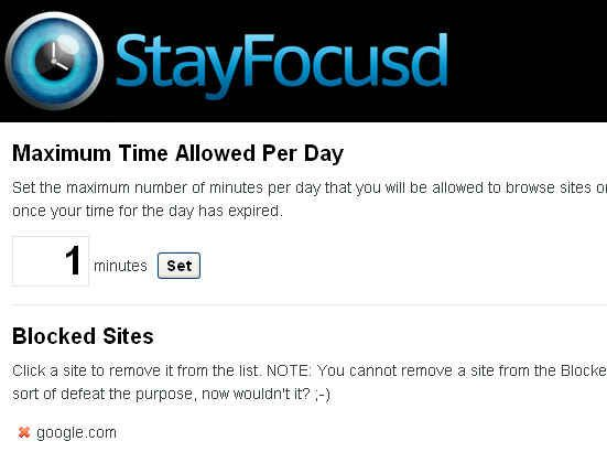 Install the StayFocused app on your browser so that the amount of time you can waste online (aka stalking on Facebook) is limited. | 17 Easy Ways To Be Insanely Productive