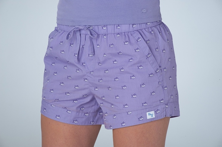 Southern Tide Women's Skipjack Lounge Shorts