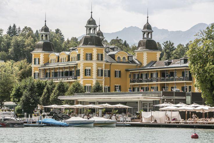 Schloss Hotel Velden, 5* Falkensteiner Hotel am Wörthersee/Kärnten