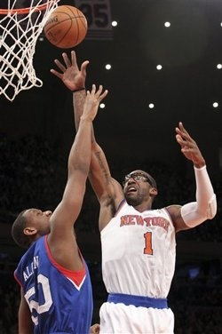 Knicks need to give Amar'e Stoudemire bigger role for title chase