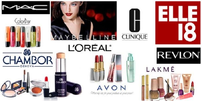 Top 10 #Makeup Brands in India that are Dominating the Market for Decades Now