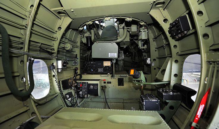 Interior Shots Cockpit Model Airplanes Avengers