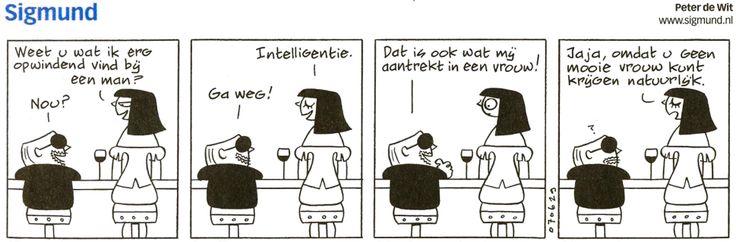 intelligente vrouwen