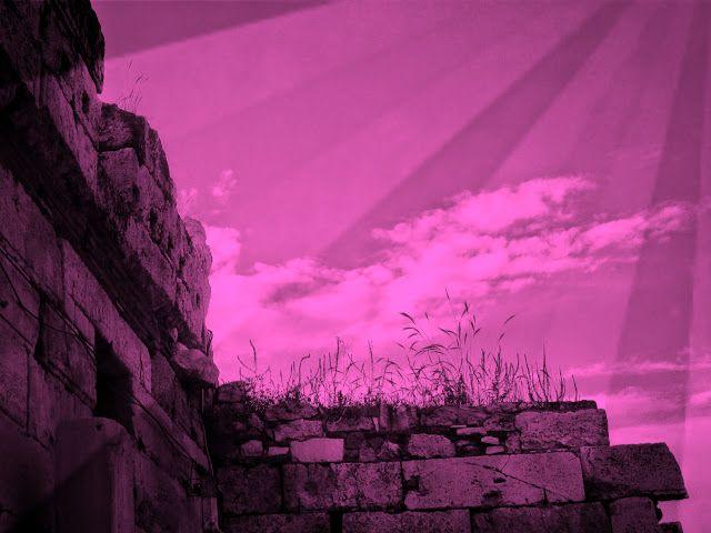 Photolyrics: Acropolis rocks
