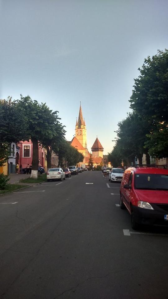 Romania, Mediaș