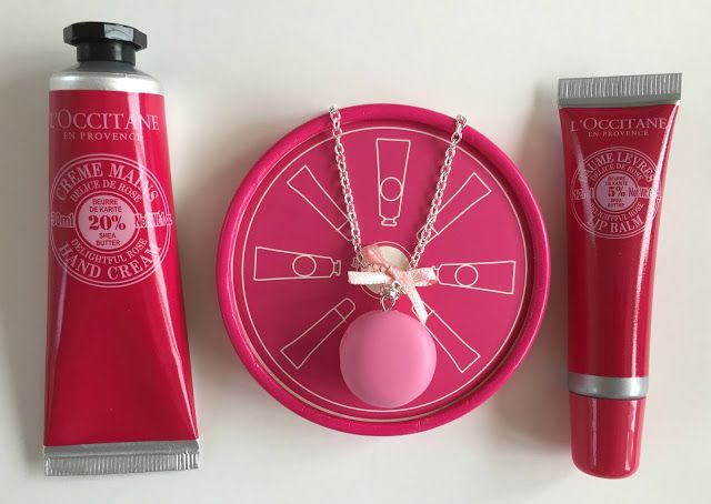 Suze likes, loves, finds and dreams: Giveaway: L'Occitane Lip Balm & Hand Cream and Mac...