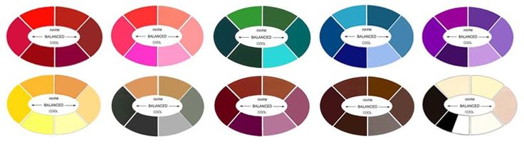 Autumn best colors burnt red, warm coral, olive green, teal blue, deep warm purple, mustard, tan, rust, warm brown, deep off white