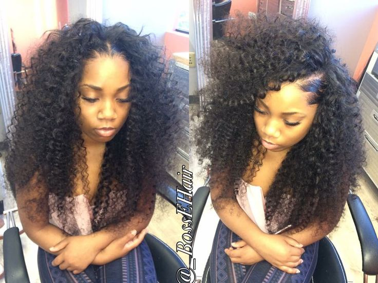 Sew In Styles For Natural Hair: Best 25+ Deep Wave Weave Ideas On Pinterest