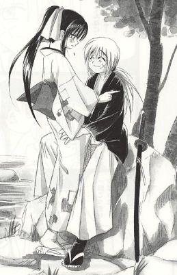 Rurouni Kenshin Doujinshi Live Action Fan Art Samurai Nerdy Fanart