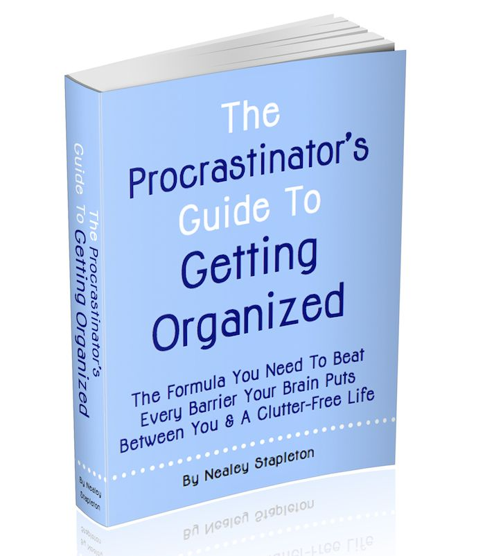 221 best books images on pinterest black books book and book lovers 10 ways to avoid procrastination the procrastinators guide to getting organized the organizing fandeluxe Gallery