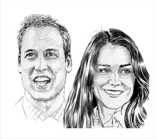 Princess Kate Coloring Pages : Best images about art sketch ideas on pinterest