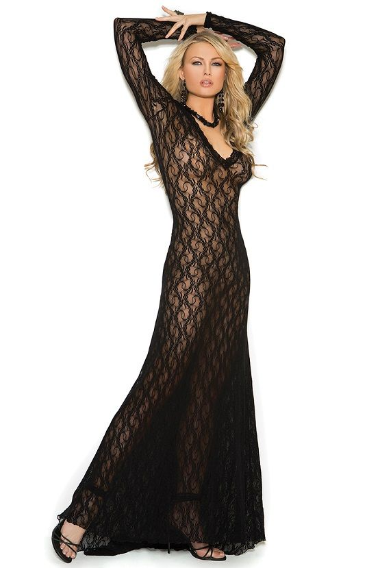 11 best Plus Size Long Nightgowns images on Pinterest