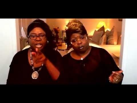 """Diamond and Silks Rebuttal to Hillary Speech. """"She Is Not Our Slave Master""""…"""