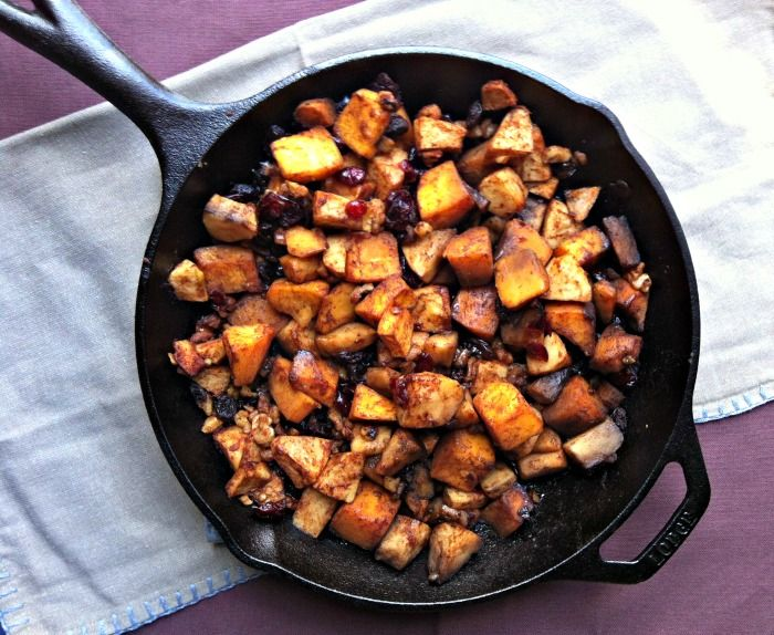 Butternut Squash With Walnuts And Vanilla Recipes — Dishmaps