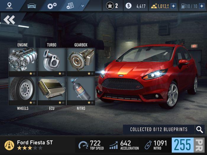 car racing game ui - Google Search