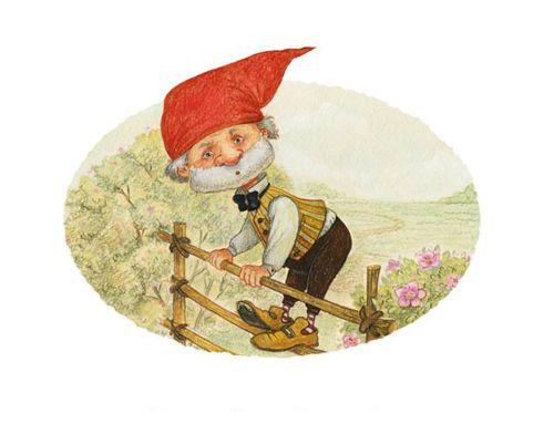 Просмотреть иллюстрацию гном2 из сообщества русскоязычных художников автора Баландина Надежда в стилях: Классика, нарисованная техниками: Смешанная техника.