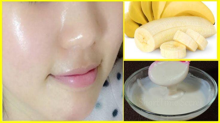 Permanent Skin Whitening Banana Facial | Get Fair- Spotless- Glowing- Mi...