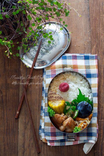 中学生男子のガッツリ部活弁当。 の画像 あ~るママオフィシャルブログ「毎日がお弁当日和♪」Powered by Ameba