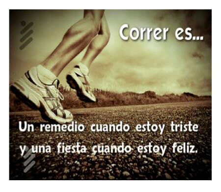 Es hora de salir a correr #running #motivacion