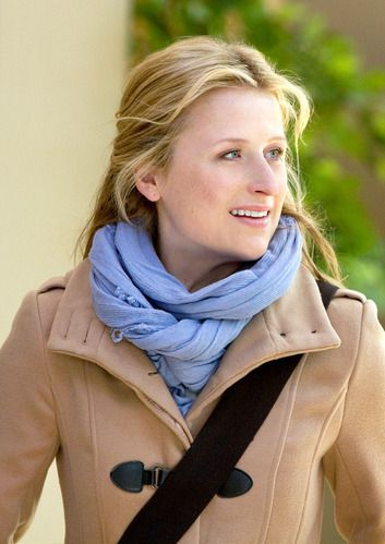Mamie Gummer of Emily Owens, MD makes TV Guide's Fall TV Stars to Watch list