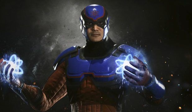 The Atom Joins the Injustice 2 Roster!   The Atom joins the Injustice 2 roster  WBIE and NetherRealm Studios haveannounced a brand new fighter coming to the Injustice 2 roster with The Atom! Check out the video in the player below!  Physics prodigy Ryan Choi took on the mantle of the Atom when his mentor  and original Atom  Ray Palmer mysteriously disappeared. Now armed with quantum shrinking technology Ryan will use the subatomic power of the quantum bio-belt to seek out his lost friend and…