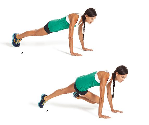 15-minute workout: 100% toned