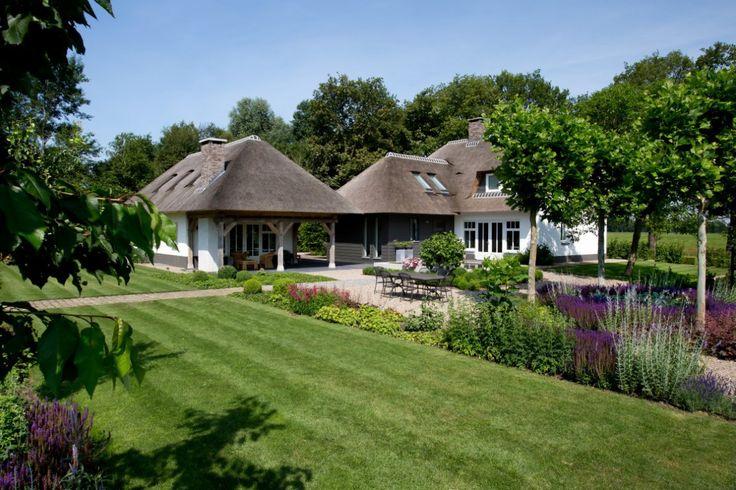 Siebers Tuinprojecten - Boerderijtuin - Hoog ■ Exclusieve woon- en tuin inspiratie.