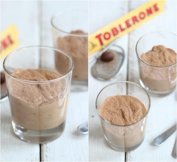 Toblerone mousse | Lekker en simpel | Bloglovin'