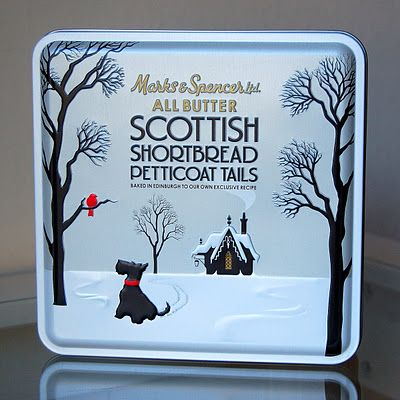 Kaylovesvintage: the new Marks & Spencer Christmas tins ...