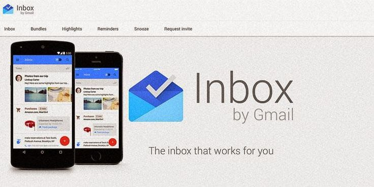 "Best Info and Product Reviews for Gadget, Computer, Cellphones and Technology: Google Launches Applications E-mail ""Inbox"""