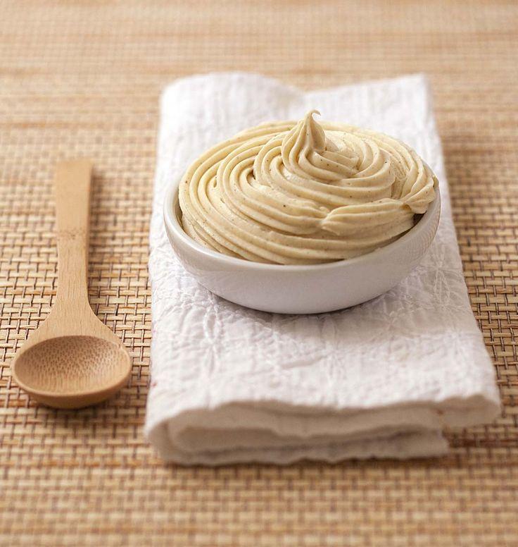 Crème pâtissière à la vanille - technique de base