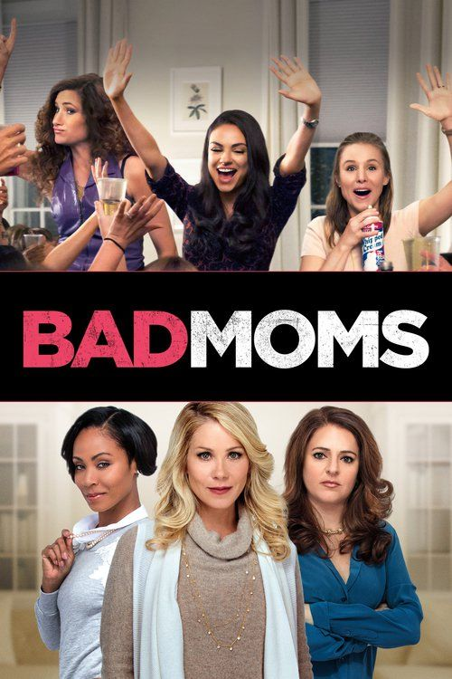 Watch Bad Moms Full-Movie