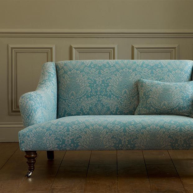 Warwick Fabrics: WOOL LIBRARY