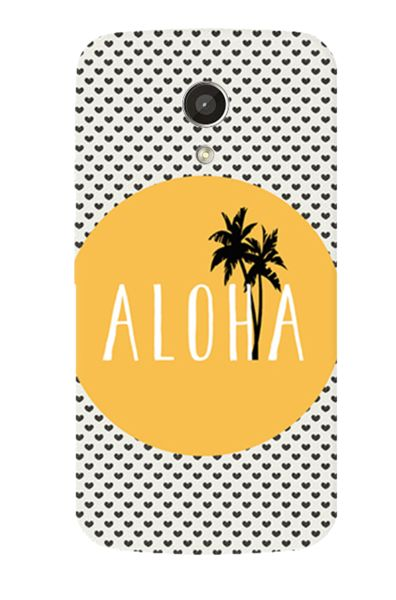 ALOHA! MOTOROLA MOTO G 2ND GEN CASE  Rs.399.00