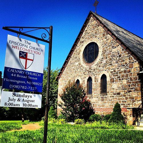 Calvary Episcopal Church, Flemington, New Jersey
