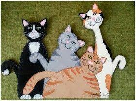 Kočičky od Ivetule