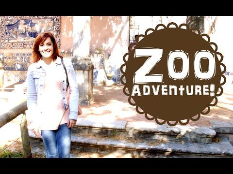 A DAY AT THE ZOO! - YouTube