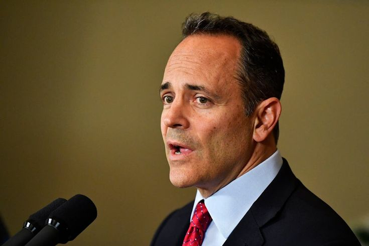 Matt bevin ousted in kentucky sets off furor with