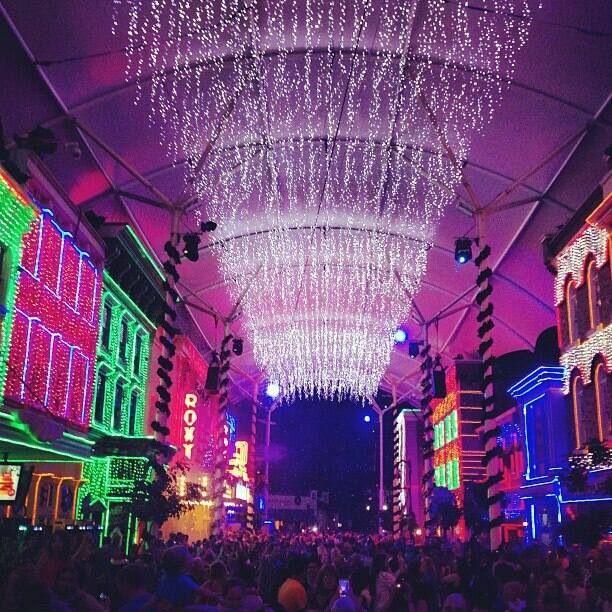 Movie World, Gold Coast - Australia.