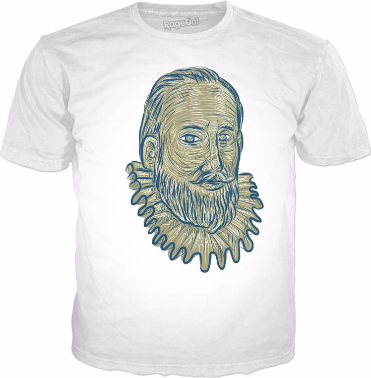 Check out my new product https://www.rageon.com/products/sir-walter-raleigh-bust-drawing on RageOn!