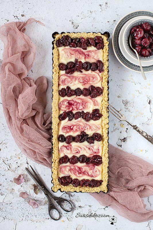 Amaréna meggyes, kekszes süti – sutisdobozoom