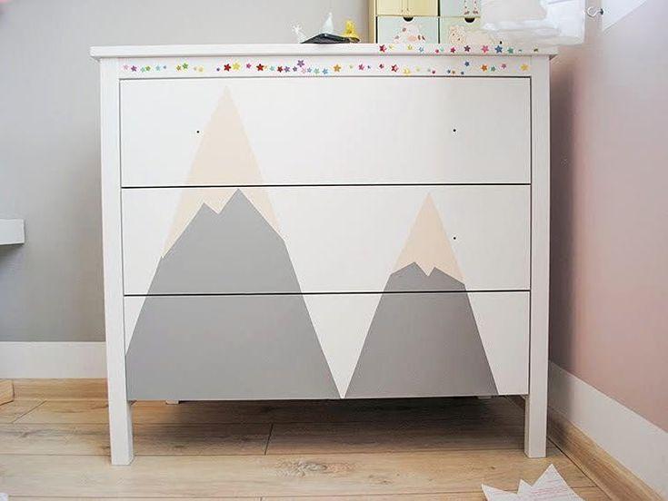 ber ideen zu kommode neu gestalten auf pinterest kommoden alten kommoden makeovers. Black Bedroom Furniture Sets. Home Design Ideas