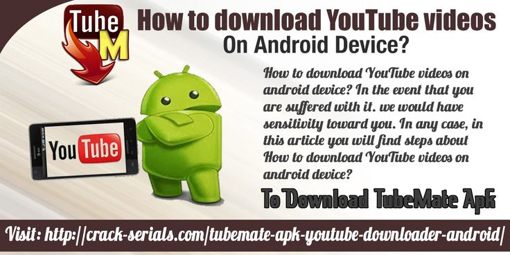 How to download YouTube videos on android device? In the event that you are suffered with it. we would have sensitivity toward you.
