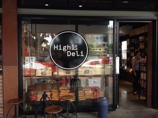 High St Deli, Willoughby