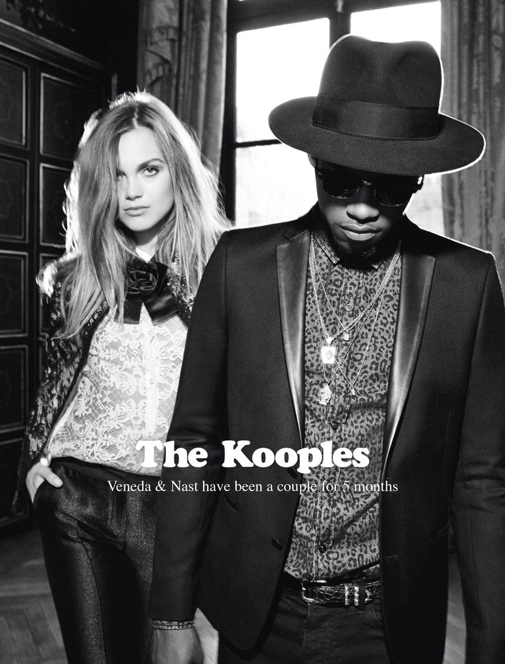 Veneda & Nast for The Kooples FW13