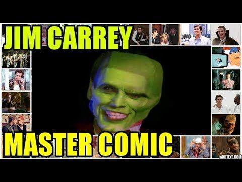 Jim Carrey Master Comic - Jim Carrey Face Morphing Genius - Jim Carrey T...