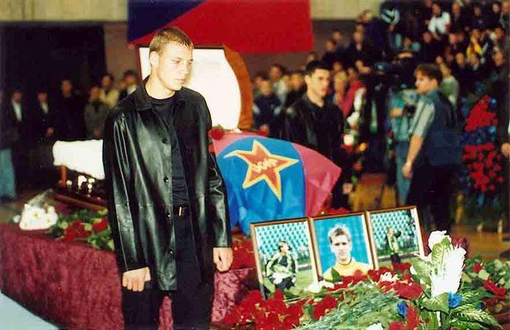 Игра ценою в ЖИЗНЬ....  Покойся с миром Сергей ПЕРХУН.