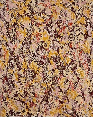 Lee Krasner - Flowering Limb
