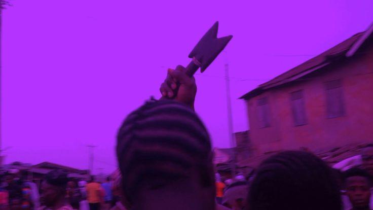 Adejoke Tugbiyele, Still from 'AfroOdyssey IV: 100 Years Later', 2014