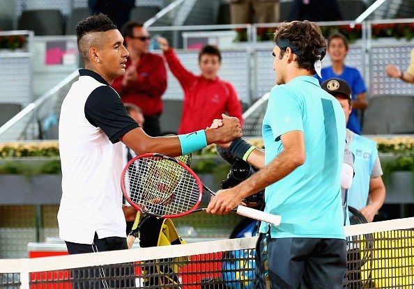 Roger Federer news - Roger Federer tells Nick Kyrgios he 'crossed the line' with Stan Wawrinka comments - Bettingpro.com